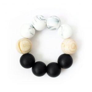 Chewies zwart marble