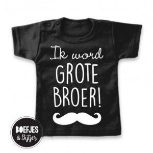 IK WORD GROTE BROER! SHIRT