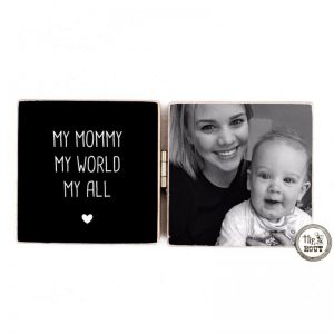 Fotoluik My mommy my world my all