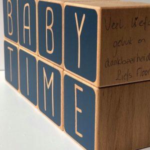 Babyshower blokken 1