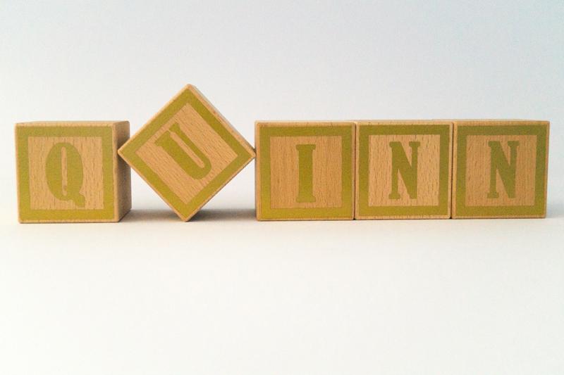 Naamblok XL (GOUD) 2