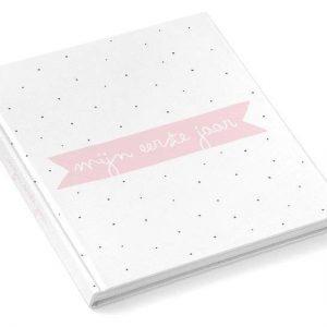 Mijn eerste jaar boek blush