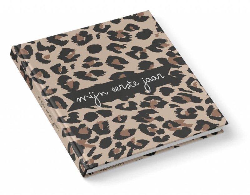 Mijn eerste jaarboek panter