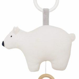 Muziekdoos ijsbeer