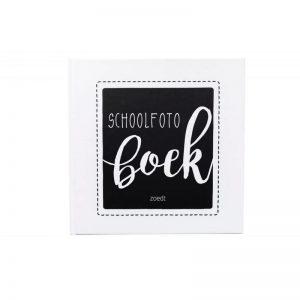 Fotoboek voor al je schoolfoto's