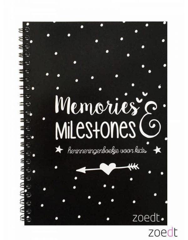 Memories en milestones A5