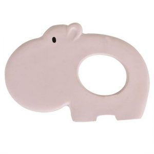 Nijlpaard siliconen bijtring