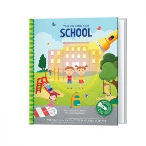 zaklampboek school