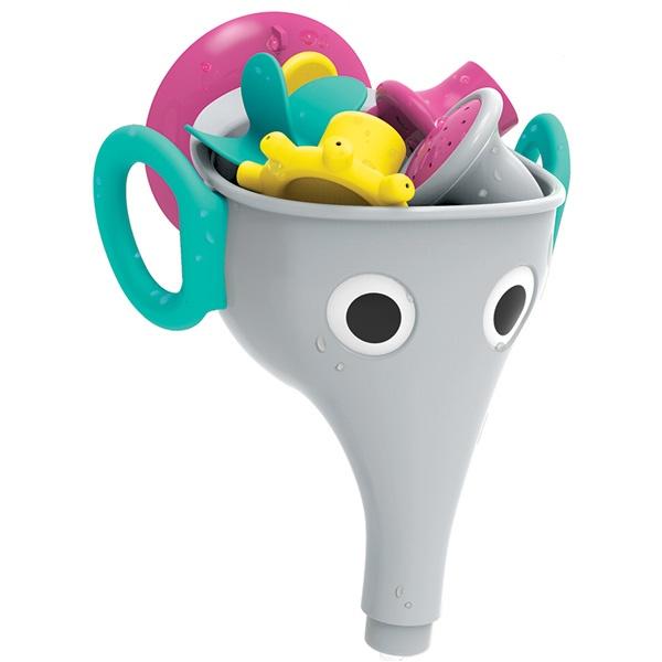 Badspeelgoed olifant grijs